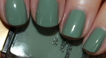 YSL La Lacque Couture Jade Imperial Swatch