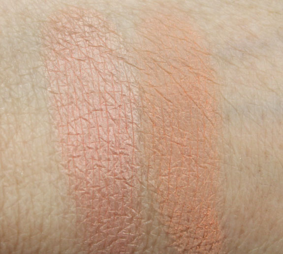 s Girls Betty Flatter Me Face Powder and Cream Soda Blush Swatch