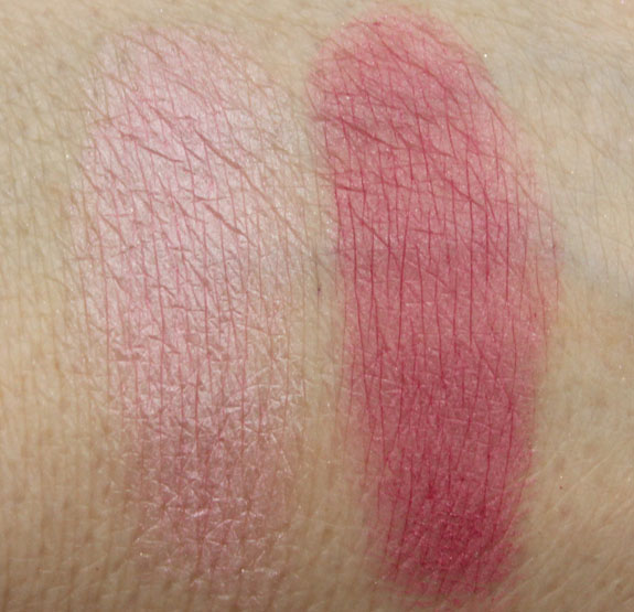 s Girls Veronica Face Powder and Blush Swatches