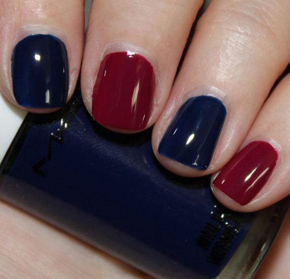 s Girls Veronica Nail Lacquer Swatches