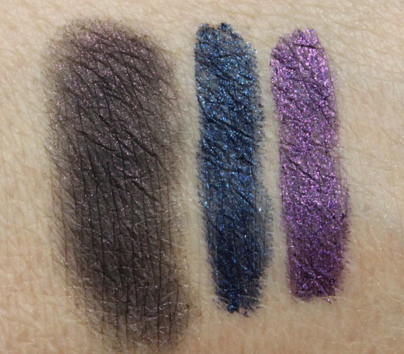 s Girls Veronica Pigment Pearglide Eye Liner Swatches