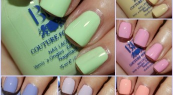 BB Couture Pastel Bunnies Collage