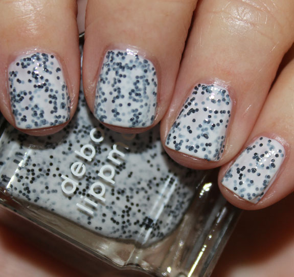 Deborah Lippmann Polka Dots and Moonbeams