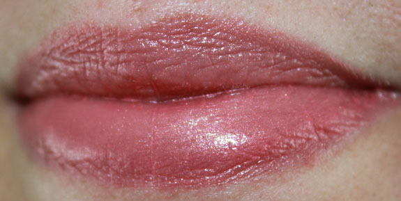 Estee Lauder Mad Men Collection Rich, Rich Lipstick Pinkadelic Swatch
