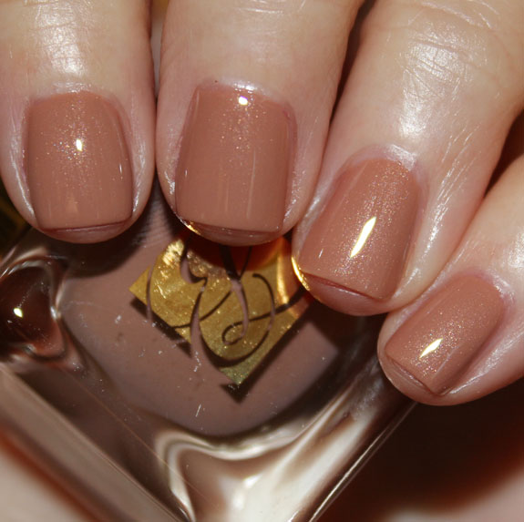 Estee Lauder Pure Color Nail Lacquer French Nudes