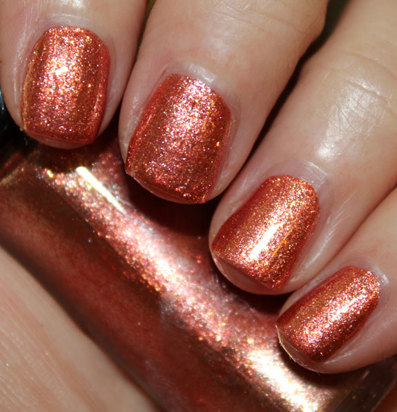 Hard Candy Crush On Copper
