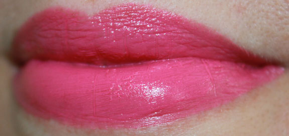 Kat Von D Painted Love Lipstick in Backstage Bambi Lip Swatch