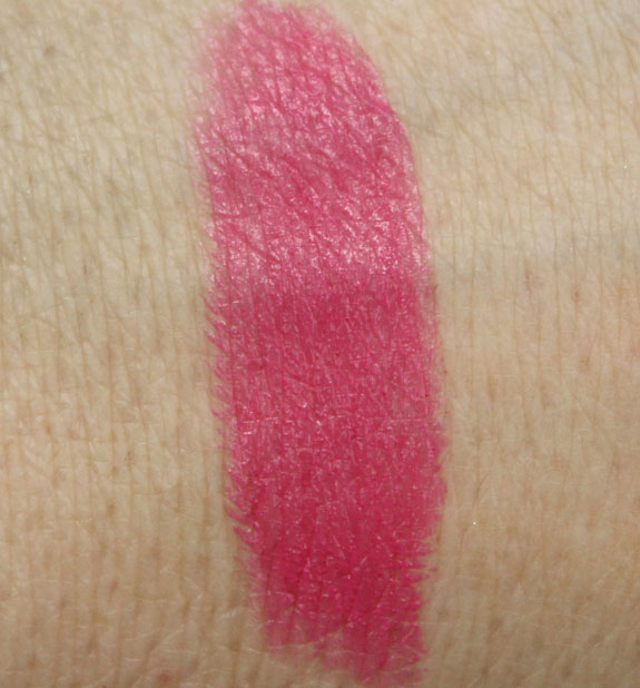 Kat Von D Painted Love Lipstick in Backstage Bambi Swatch
