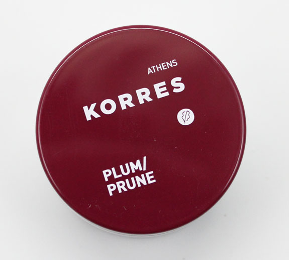 Korres Lip Butter in Plum