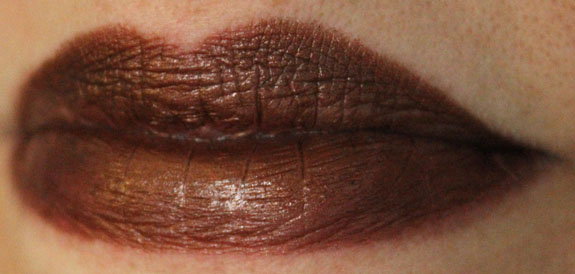 Milani Color Statement Lipstick in Double Espresso