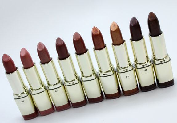 Milani Color Statement Lipsticks in Naturals and Browns-3