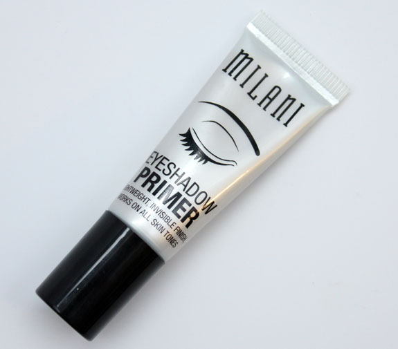 Milani Eyeshadow Primer What Drugstore Eyeshadow Primer Rivals High End Ones? Milani Eyeshadow Primer!