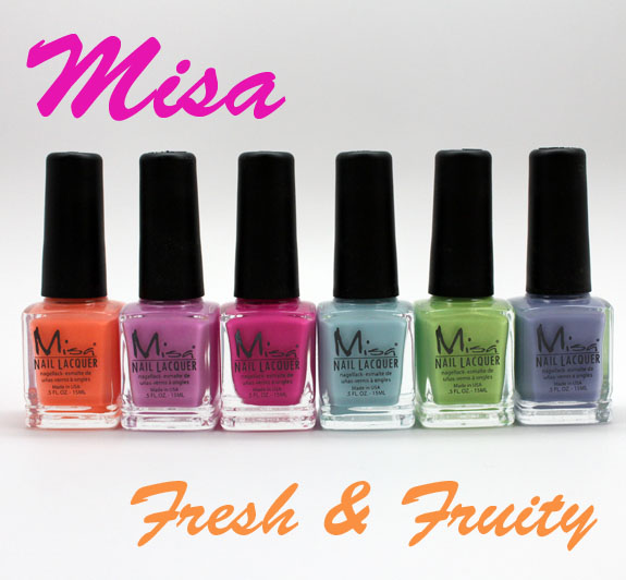 Misa Fresh and Fruity