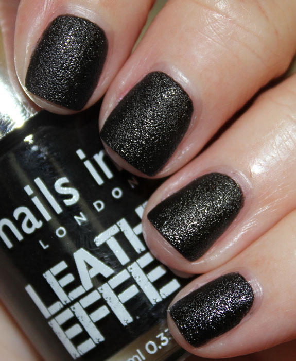 Nails Inc Leather Effect Noho