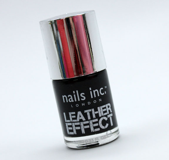 Nails Inc Leather Effect in Noho
