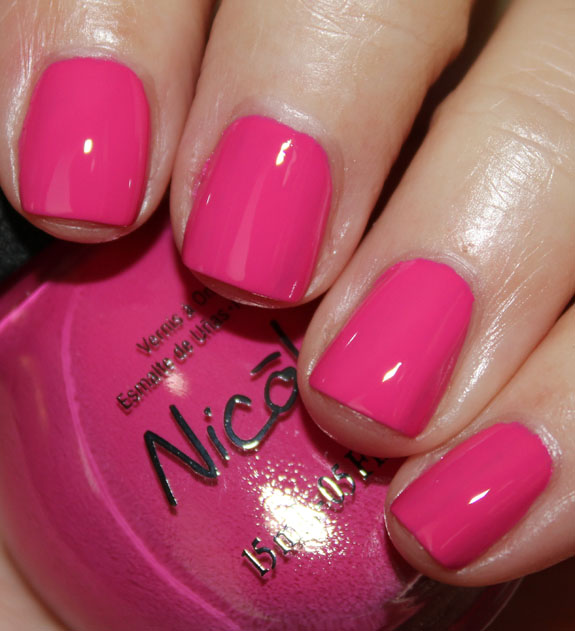 Nicole by OPI Pros & Confidence