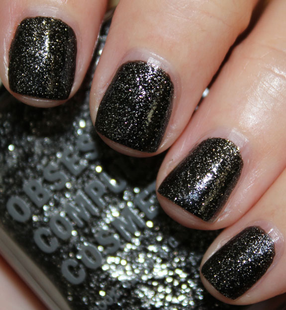 OCC Nail Lacquer in Batty-2