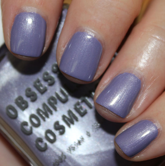 OCC Nail Lacquer in Electric Sheep-2