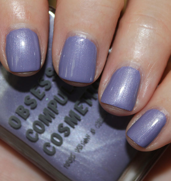 OCC Nail Lacquer in Electric Sheep