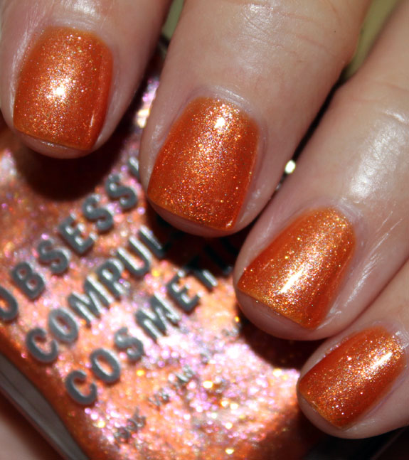 OCC Nail Lacquer in Leeloo-2