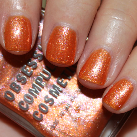 OCC Nail Lacquer in Leeloo