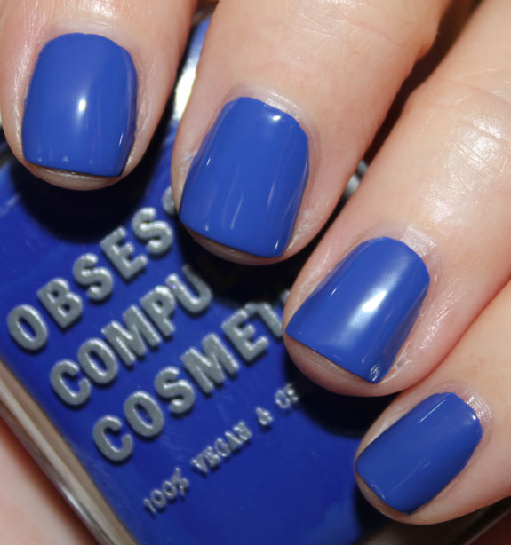 OCC Nail Lacquer in Pond-2
