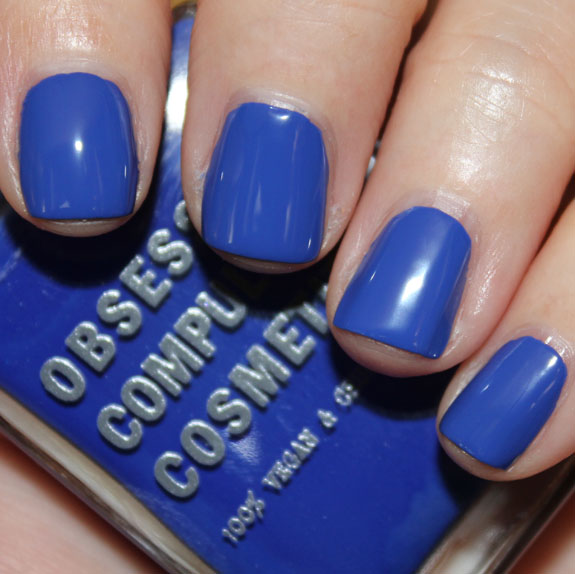 OCC Nail Lacquer in Pond