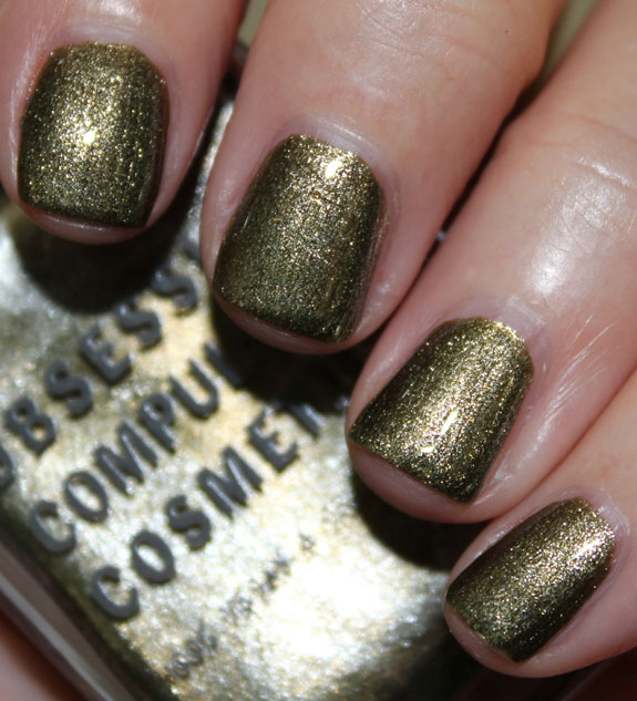 OCC Nail Lacquer in Ripley 2 Five Ways to a Fast Manicure