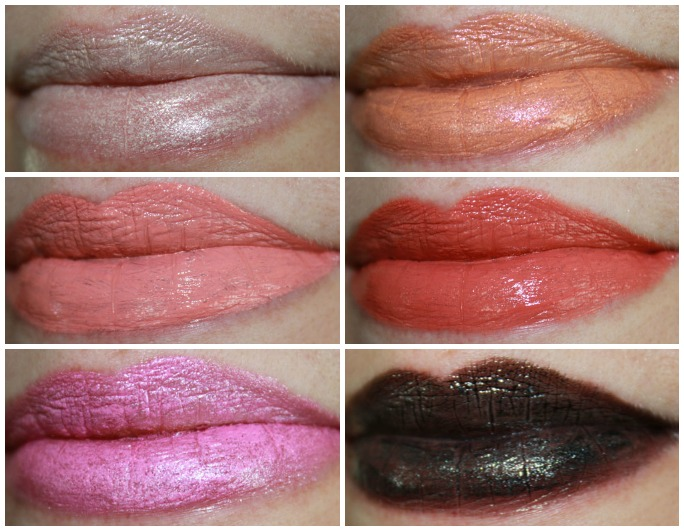 OCC Sci-Fi Lullabies Lip Tar Collage