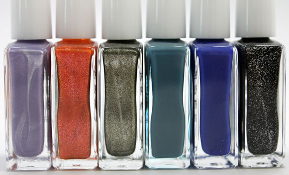 OCC Sci Fi Lullabies Nail Lacquer 2 OCC Sci Fi Lullabies Nail Lacquer Collection Swatches and Review