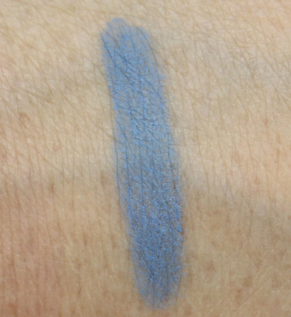 Stila Smudge Proof Waterproof Eye Liner Periwinkle Swatch