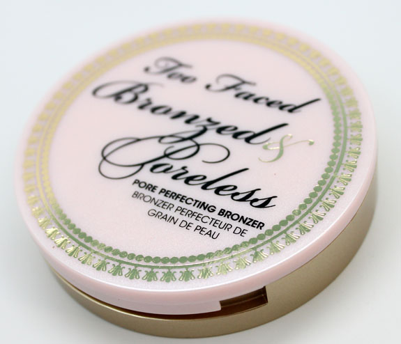 Too Faced Bronzed and Poreless Bronzer