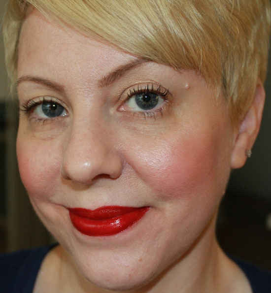 Wearing NARS Majella Bold Lips for Spring and Summer