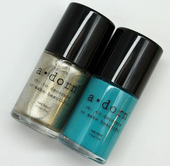 A.dorn Nail Paint A.dorn Nail Paint Swatches and Review
