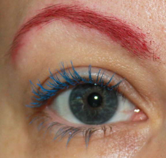 Anastasia Hypercolor Brow & Lash Tint Swatches and Review | Vampy ...