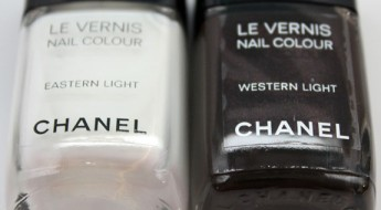 Chanel Le Vernis Eastern Light and Western Light-2