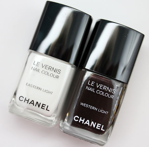 Chanel Le Vernis Eastern Light and Western Light