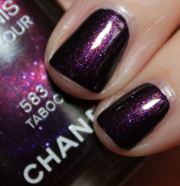 Chanel Taboo Swatch-5