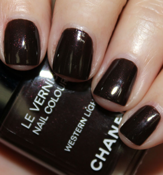 Chanel Western Light Le Vernis