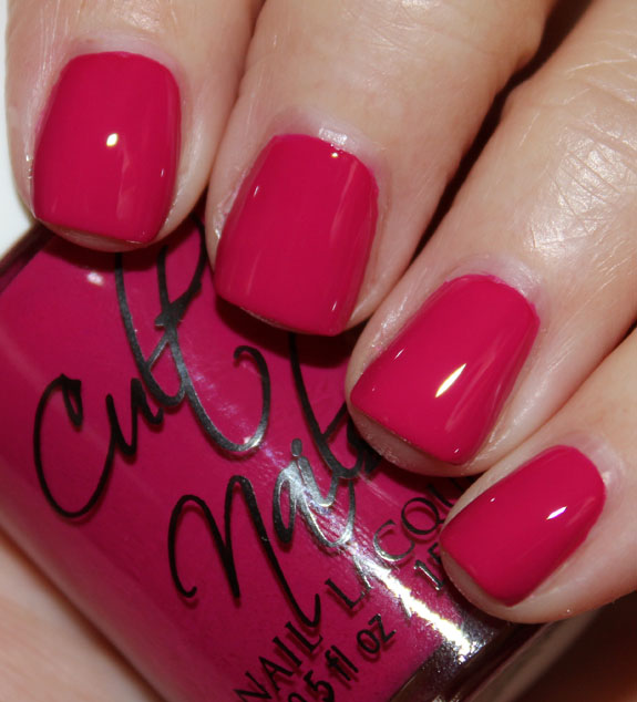 Cult Nails Morning Glory with Top Coat