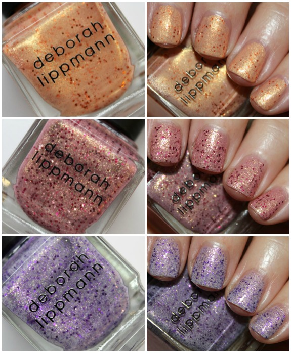 Deborah Lippmann The Mermaids Collage