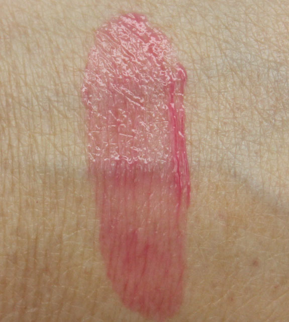 Estee Lauder Pure Color Cheek Rush in X-Pose Rose Swatch