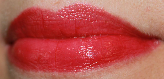 Hard Candy All Glossed Up in Red Minx