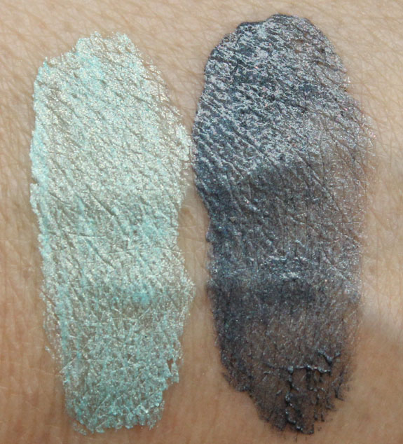 Hard Candy Shadow Dancers Night & Day Swatches