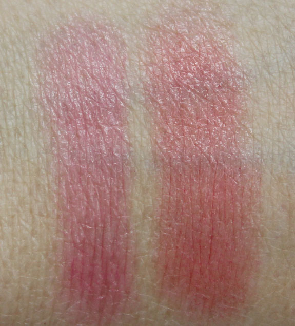 Jordana Sweet n Smooth Nourishing Lip Balm Swatch-2