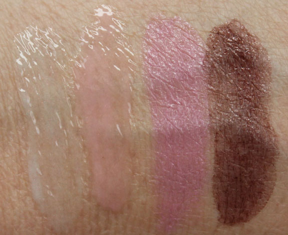 MAC Baking Beauties Lip Swatches
