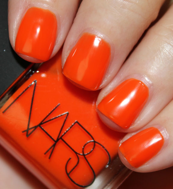 NARS Madness Nail Polish - Vampy Varnish