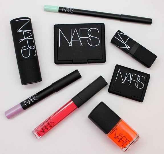 NARS Summer 2013 Color Collection