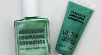 OCC Power Plant Nail Lacquer and Lip Tar