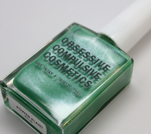 OCC Power Plant Nail Lacquer